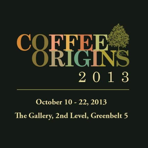 Coffee Origins 2013 -Event Logo